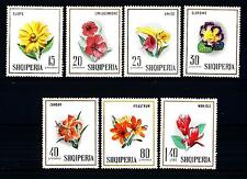 ALBANIA - 1968 - Fiori