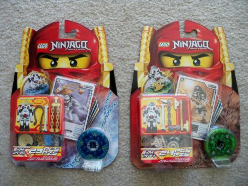 2174 Kruncha /& 2175 Wyplash Rare New /& Sealed LEGO Ninjago