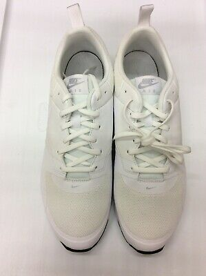 NIKE Men's Air Max Vision Running Sneakers 918230 101 WhiteWhite Size 11 | eBay