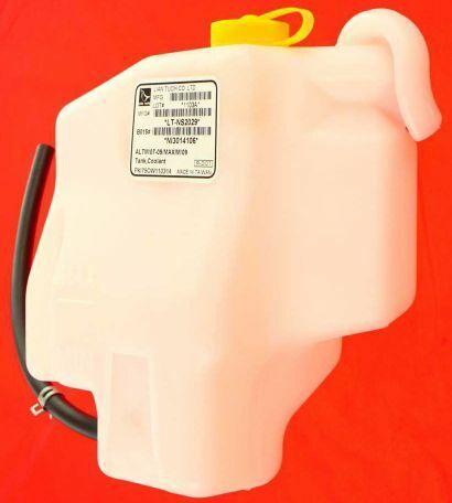Coolant Reservoir Radiator Water Overflow Tank Bottle Assembly