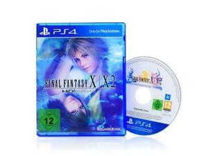 PS4-Spiel-FINAL-FANTASY-10-X-X-2-HD-REMASTER-Rollenspiel-Abenteuer-Playstati