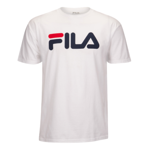 New-Men-039-s-Tee-Fila-Crew-Neck-Short-Stretch-Poly-Cotton-Performance-T-Shirt
