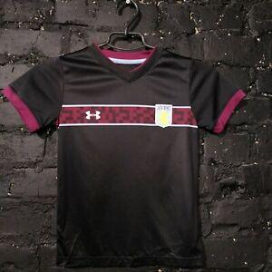 Aston Villa Jersey Away football shirt 2017 - 2018 Under ...