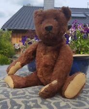 Sehr süßer brauner Steiff Original Bär 30 cm - ca.1930 (Keine Replika)
