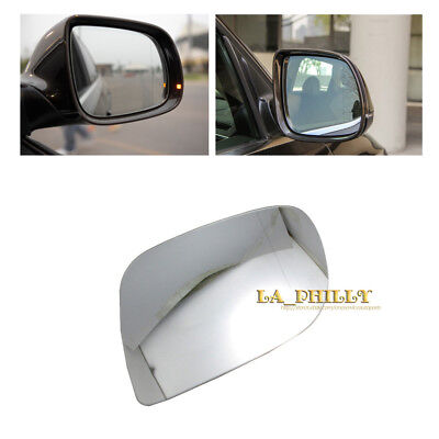 Q5 LEFT SIDE Wing Mirror Glass With Base Heated Convex 2008 May to 2016
