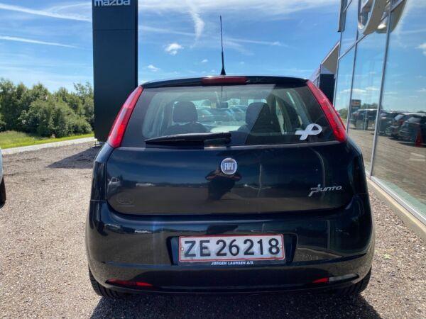 Fiat Grande Punto 1,3 JTD 75 Dynamic billede 3