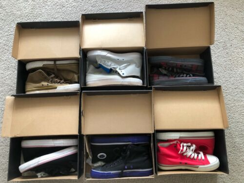 Lot Of 6 Pairs Of PF Flyers
