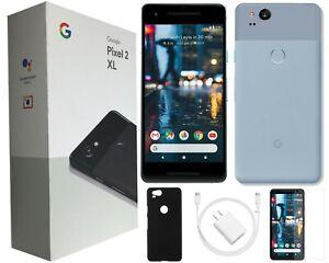 Google Pixel 2 Kinda Blue, 5-inch, Factory Unlocked, 64GB, and Plus Bundle Offer