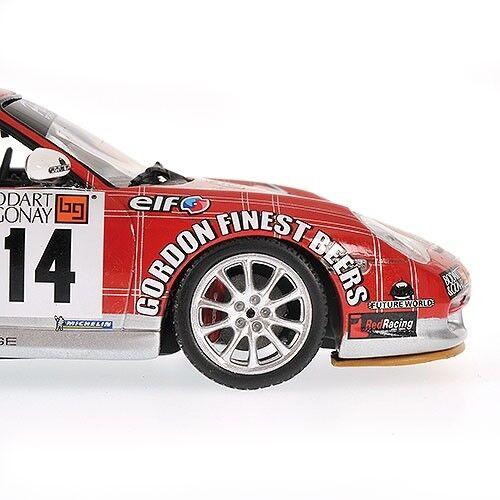 MINICHAMPS PORSCHE 911 GT3 RS–DUEZ LANGER–CLASS LANGER–CLASS LANGER–CLASS WINNERS ARDENNE blueE RALLY2006 b15a49