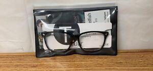 7e43af8145 Image is loading TIJN-Unisex-Non-prescription-Eyeglasses-Glasses-Clear-Lens-