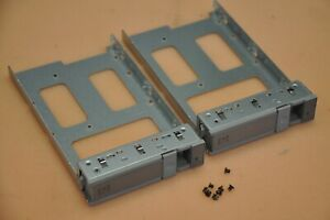 2-qty-CISCO-C200-M2-Server-3-5-inch-LFF-Hot-Plug-Hard-Disk-Drive-Caddy-w-screws