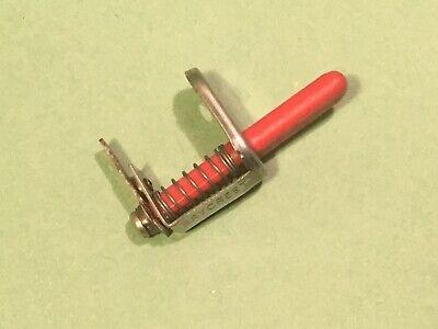 Voiture de courtoisie Interrupteur De Lumière Original Classic Red Brycrest montant de porte coffre//capot moteur