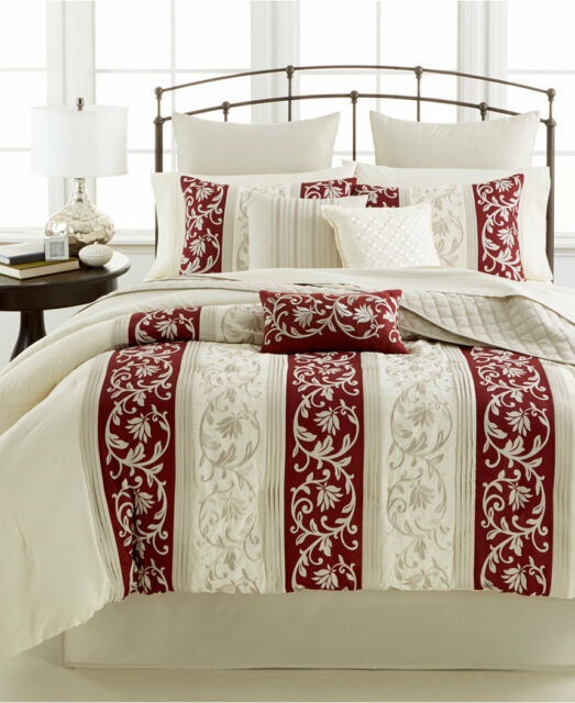 cream colored trellis bath comforter sets buy full in beyond country set color bed from