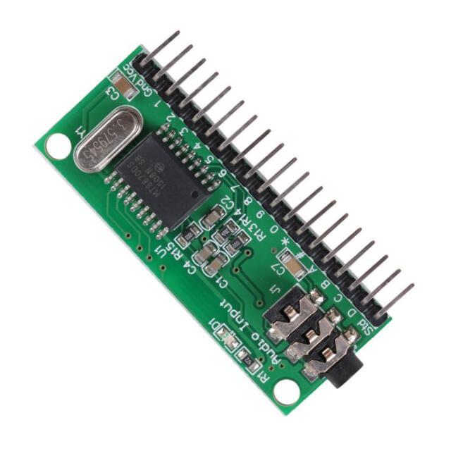 MT8870 Dtmf Voice Decoder Module Telephone Module Ic New vm