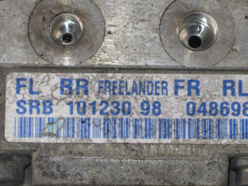 ABS Module Pompe Land Rover Freelander Srb 101230 98 10123098