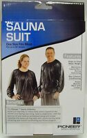 Pioneer Sports Orthotics Sauna Suit One Size Fits Most Up To 36in Waists Unisex