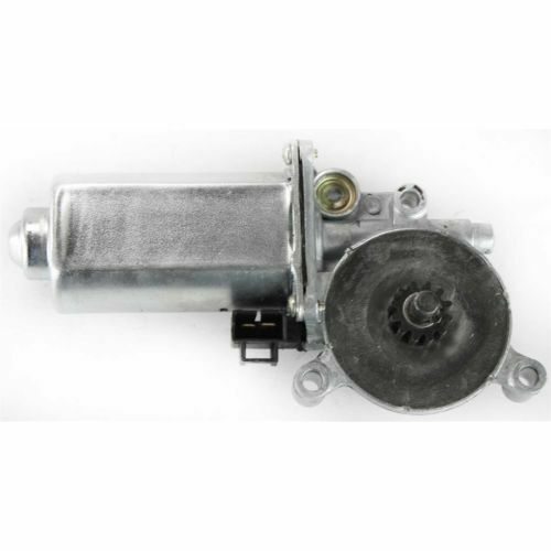 Driver Side Window Motor For Oldsmobile Cutlass Supreme 1988-1997 New Front