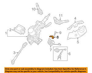 Tremendous Kia Oem 05 17 Sportage Steering Column Steering Lock Clamp Wiring Database Ittabxeroyuccorg