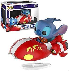 Funko Pop!   Stitch Ride Le Rouge 889698232340