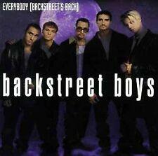 Everybody Backstreet Boys MUSIC CD