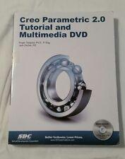 Creo Parametric 2.0 Tutorial and DVD