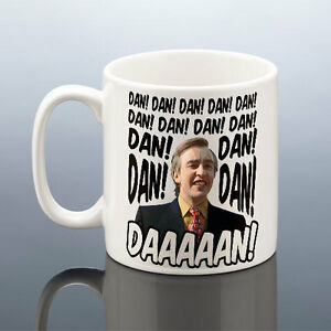 Image Is Loading ALAN PARTRIDGE Mug DAN Cup Birthday Gift Present