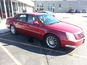 2007 Cadillac DTS    $5200 or best