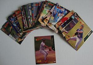 Baseball-1995-Signature-Rookies-Baseball-Trading-Card-1-Set-50-cards
