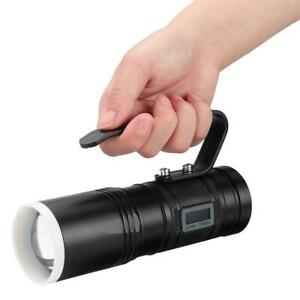 XPE-LED-Flashlight-Rechargeable-Super-Bright-3-modes-Torch-Outdoor-Light-GL