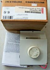 Vintage Marley Ta2awc Double Pole Thermostat Part For Electric Baseboard Heater