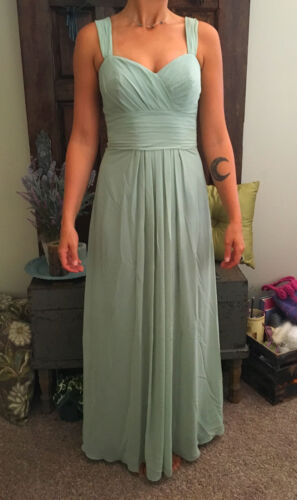 Bridesmaid Dress- Pistachio