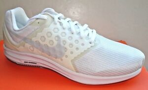 3bc6d089d042 NIKE Downshifter 7 Men s Running Shoes 852459 100 White NWD