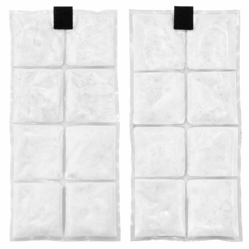 Set of 4 Chill-Its 6250 Phase Change Cooling Vest Packs