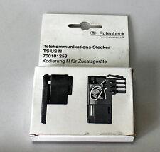 03-27-02824 Rutenbeck TAE-N Stecker 700101253