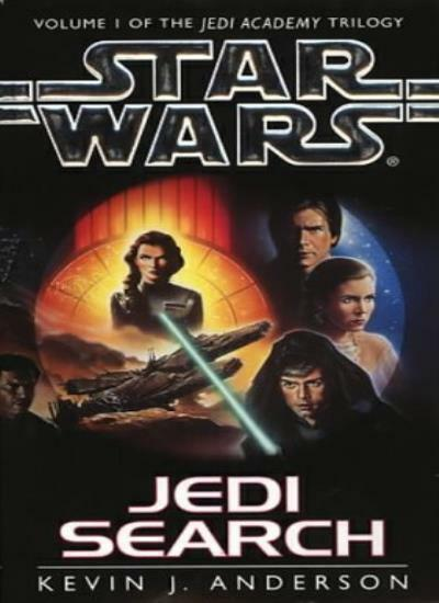 Star Wars - Jedi Search (Jedi Academy Trilogy Volume 1),Kevin J. Anderson