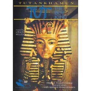 * NEW * Tut - The Boy King (DVD, 2005)