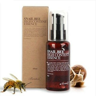 Benton - Snail Bee High Content Essence 60ml / korea cosmetics