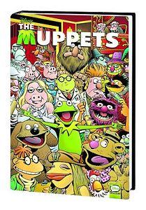 MARVEL MUPPETS 2014 OMNIBUS HC HARD COVER BRAND NEW ANDREW LANGRIDGE COVER