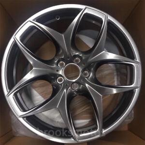 Details About 20 215 Style Hyper Black Wheels Rims Fits Bmw X5 E70 F15 Bmw X6 E71 F16 R21