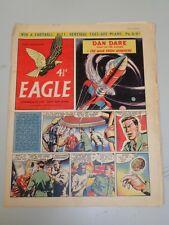 EAGLE #42 VOL 6 OCTOBER 21 1955 BRITISH WEEKLY DAN DARE SPACE ADVENTURES*