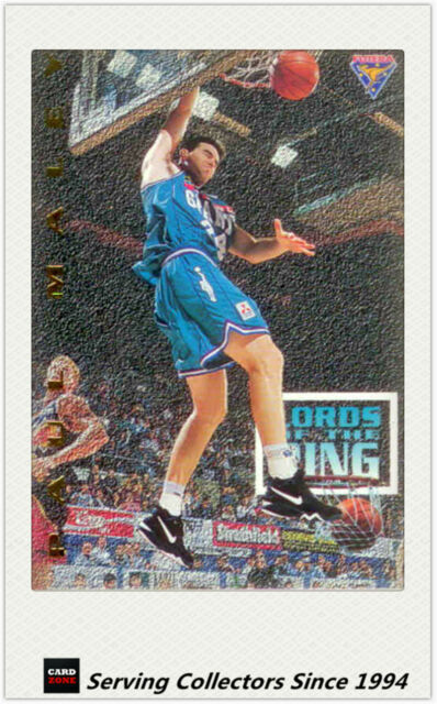 1994 Australia Basketball Card NBL Series 2 Lord Of The Ring LR11--Paul Maley