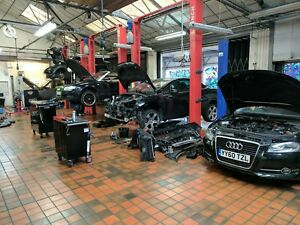 Audi A3 20 Tdi 2005 To 2015 Engine Supplied And Fitted With