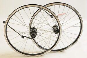 Bicicletta Pieghevole 20 Raleigh.20 X 1 75 Bici Pieghevole Mtb Ruote Nero A Doppia Parete Shimano