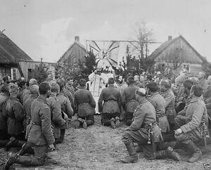 Catholic-Mass-for-German-soldiers-before-a-battle-1914-World-War-I-8x10-Photo