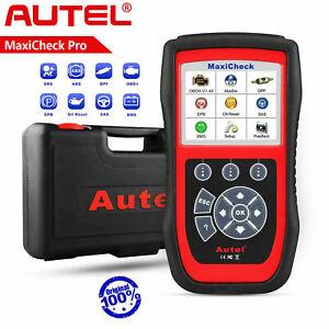 AUTEL MaxiCheck Pro Scanner OBD2 II EPB Airbag SAS Car Auto Diagnostic Scan Tool
