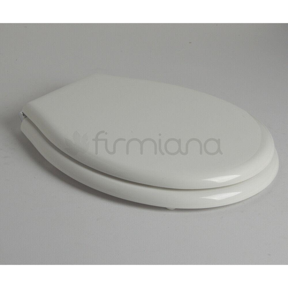 Copriwater compatibile con serie Aris ceramica Azzurra in legno vari Farbei