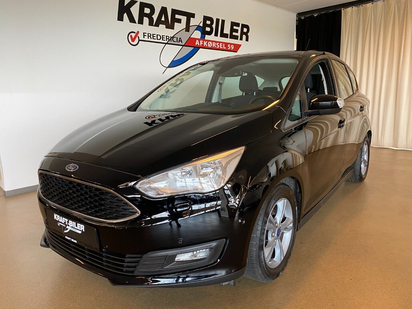 Ford C-MAX 1,5 TDCi 120 Business 5d