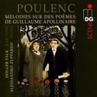 Melodies sur des pomes de Guillaume Apollinaire von Alessandro Zuppardo,Holger Falk (2010)