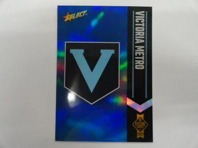 Novel Designs Delightful Colors And Exquisite Workmanship 2017 Future Force Blue Foil Card No.65 Victoria Metro Checklist 034/110 Famous For Selected Materials