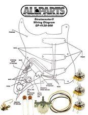 Fender Strat Stratocaster Guitar Wiring Diagrams Book | eBay on srv wiring diagram, fender blues junior wiring diagram, guitar wiring diagram, seymour duncan wiring diagram, soloist wiring diagram, les paul wiring diagram, american wiring diagram, korg wiring diagram, gibson wiring diagram, mosrite wiring diagram, danelectro wiring diagram, taylor wiring diagram, fender s1 switch wiring diagram, harmony wiring diagram, accessories wiring diagram, telecaster wiring diagram, hamer wiring diagram, gretsch wiring diagram, japan wiring diagram, rickenbacker wiring diagram,